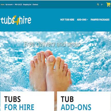 Tubs4hire